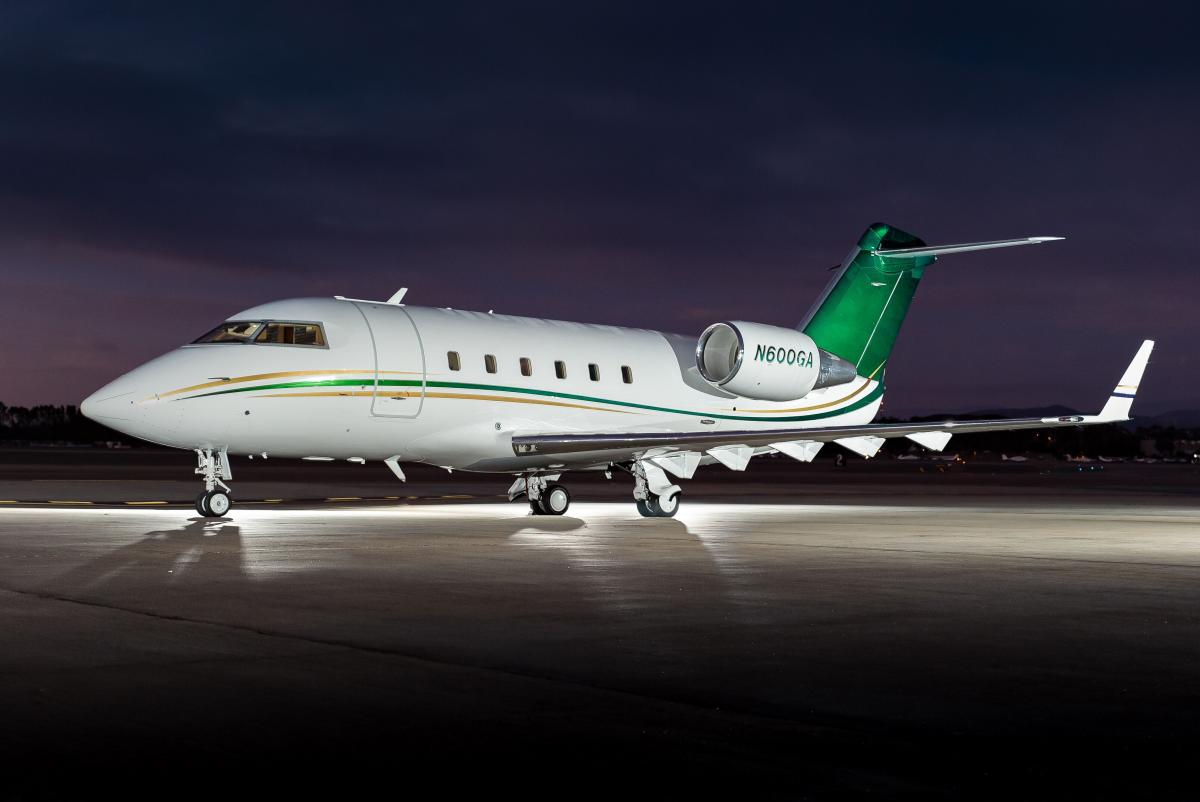 1985 Bombardier Challenger 601-1A - Photo 1