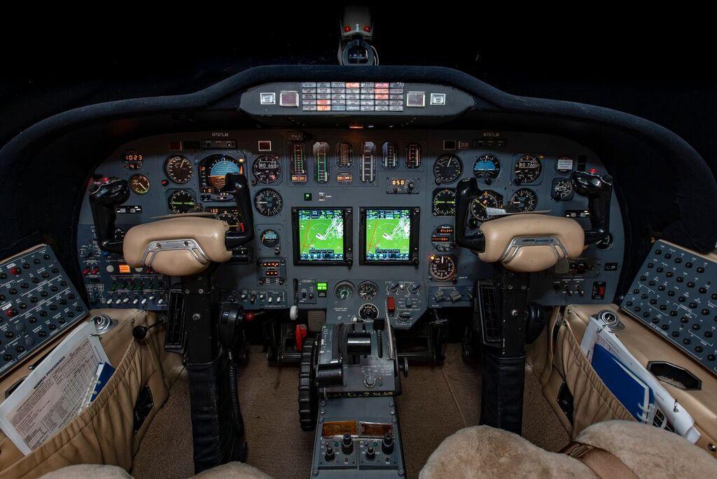 1981 Cessna Citation II Photo 7