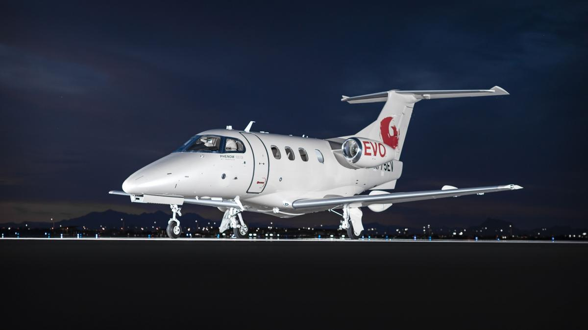 2018 Embraer Phenom 100EV - Photo 1
