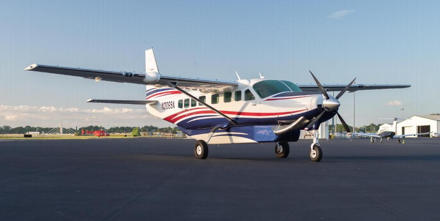 2018 Cessna Grand Caravan EX Photo 2