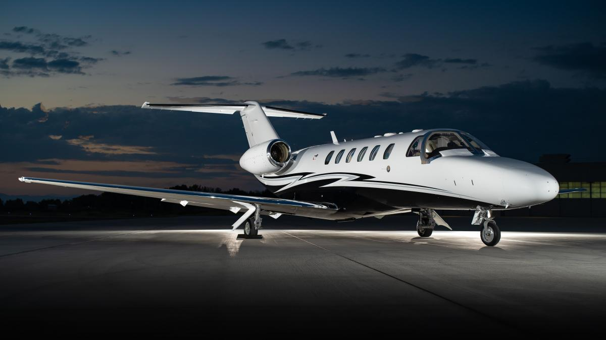 2007 Cessna Citation CJ2+ Photo 2