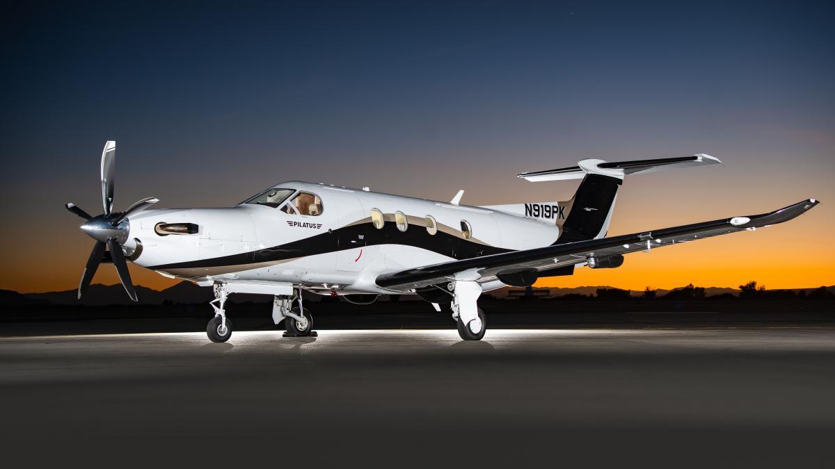 2009 Pilatus PC-12NG Photo 3