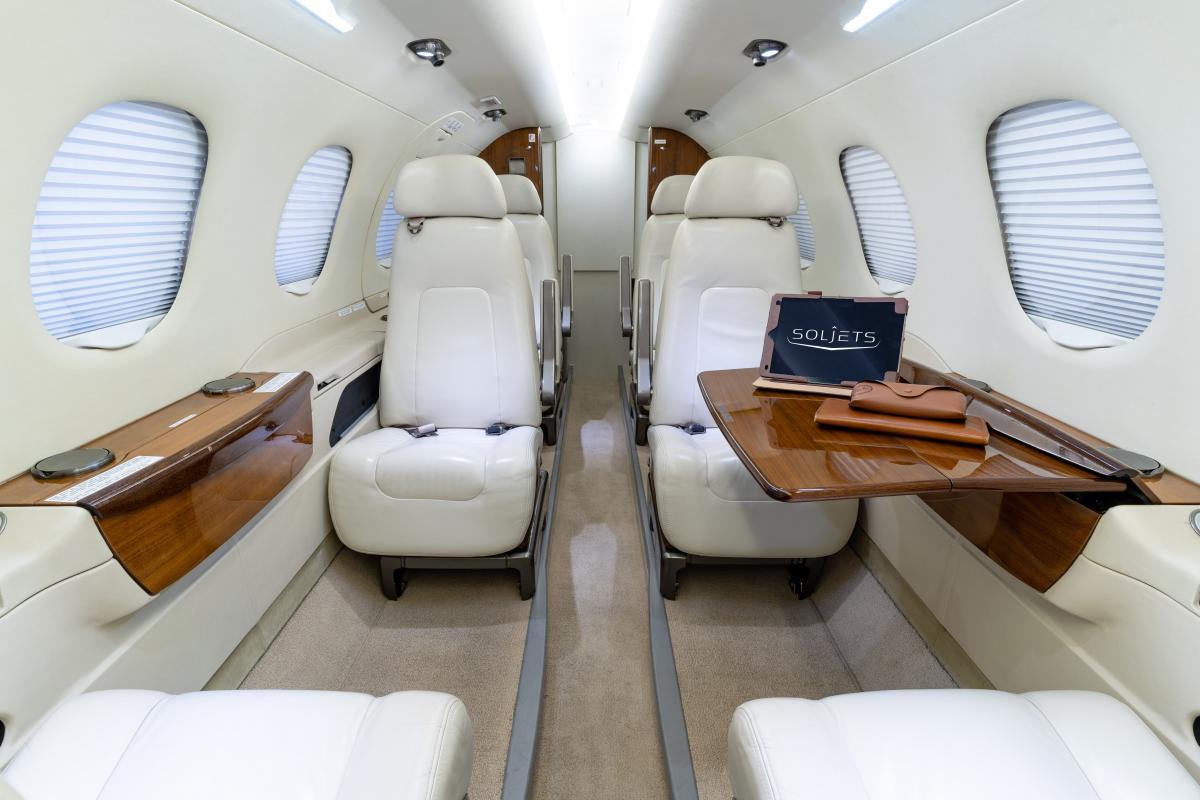 2012 Embraer Phenom 300 Photo 3
