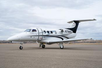 2017 Embraer Phenom 100EV for sale - AircraftDealer.com
