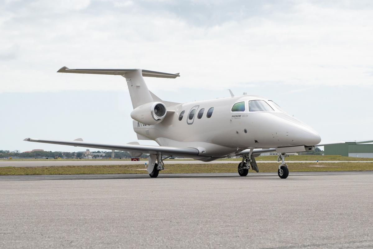 2018 Embraer Phenom 100EV Photo 6