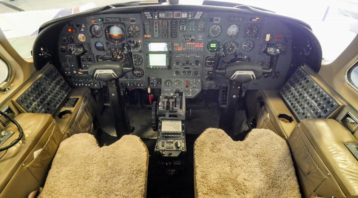 1979 Cessna Citation I/SP Photo 2