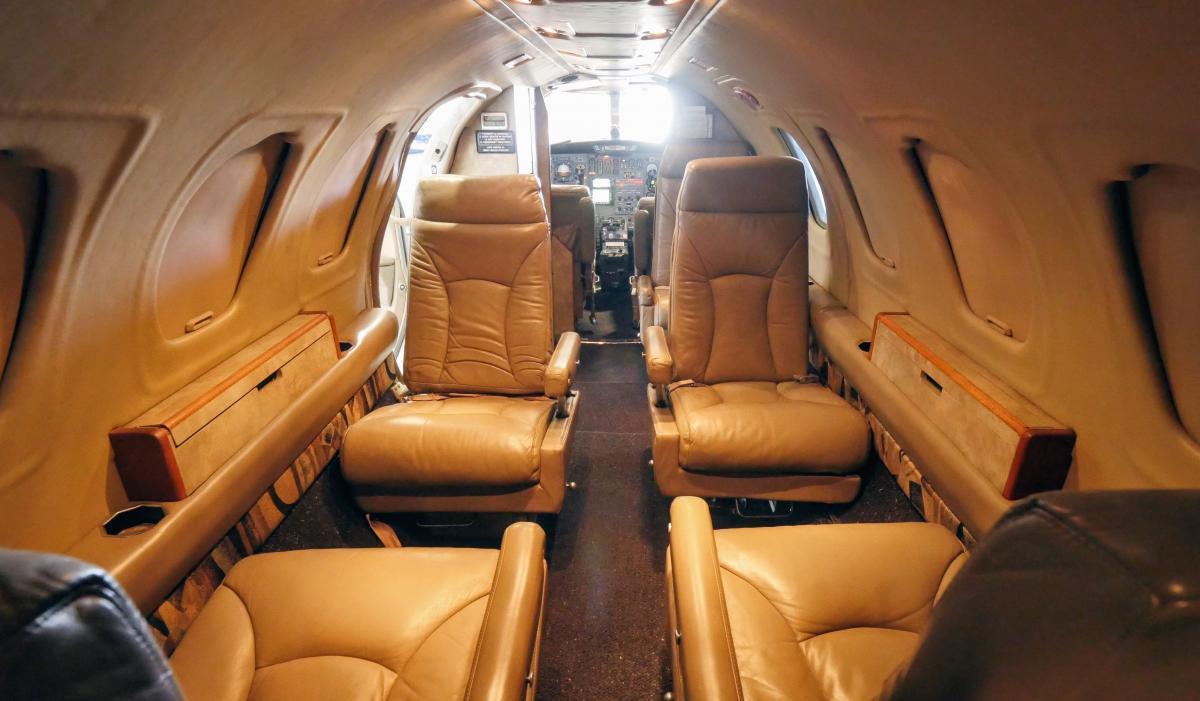 1979 Cessna Citation I/SP Photo 3