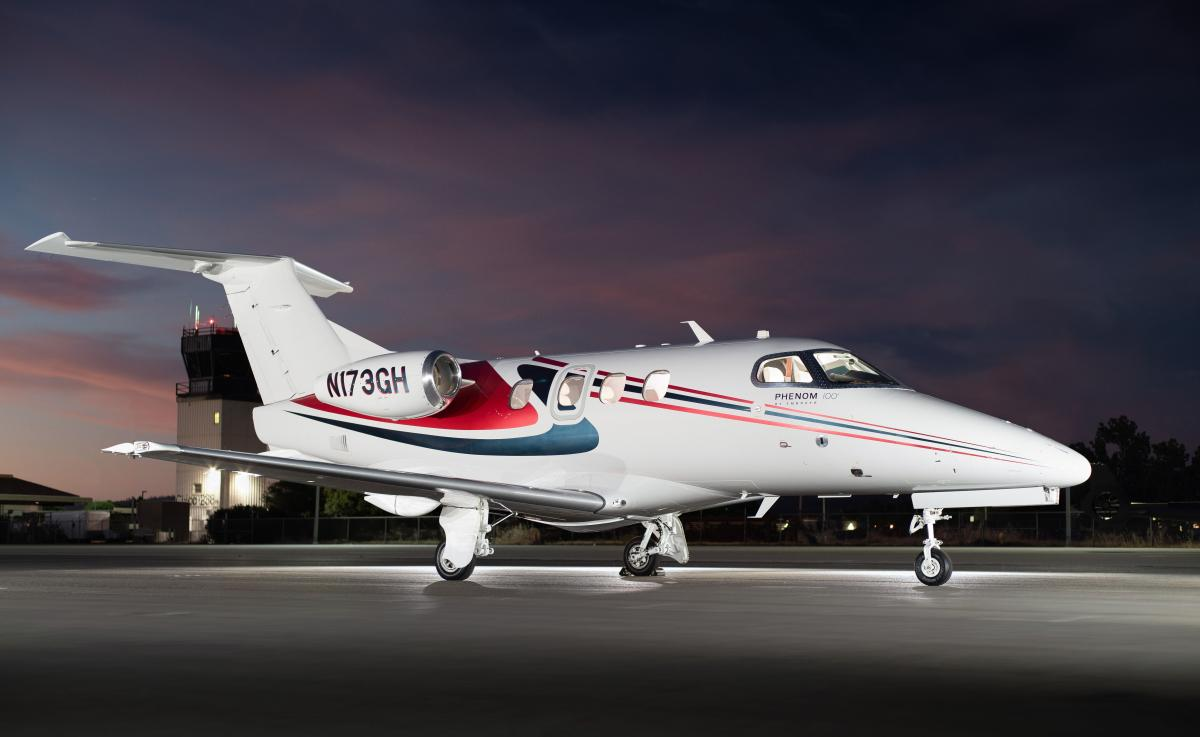 2010 Embraer Phenom 100 Photo 3