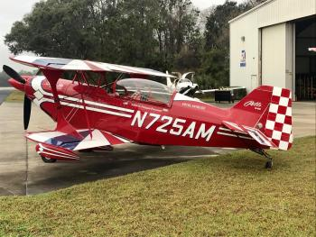 2017 AVIAT PITTS S2-C  for sale - AircraftDealer.com
