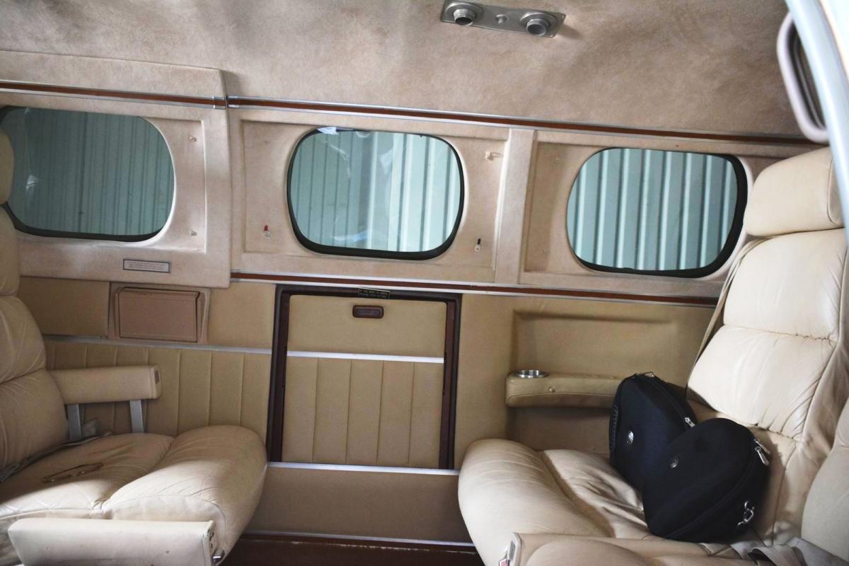 1978 Beechcraft B60 Duke BLR Grand Duke Package Photo 5