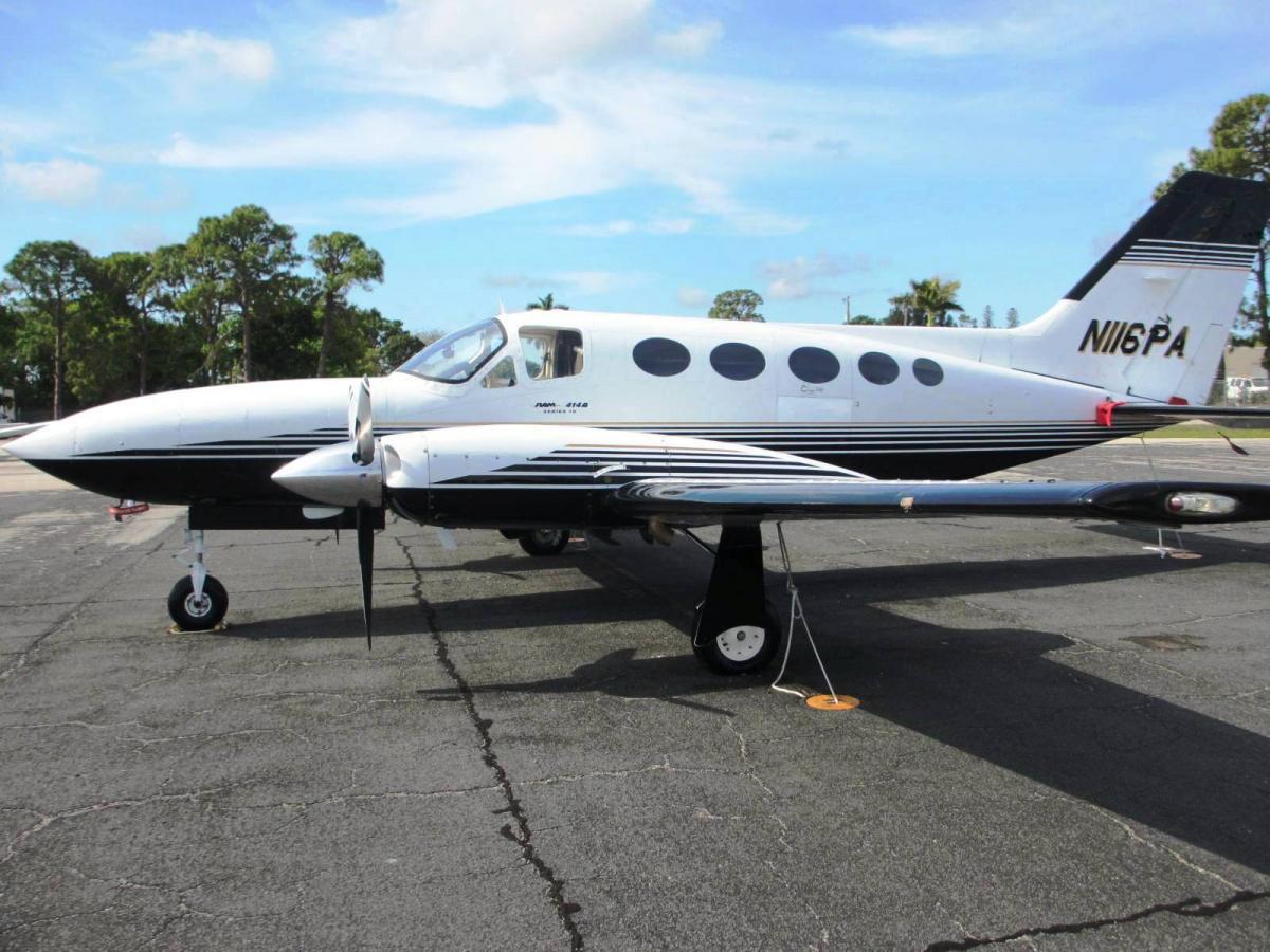 1978 Cessna 414A Ram IV Photo 2