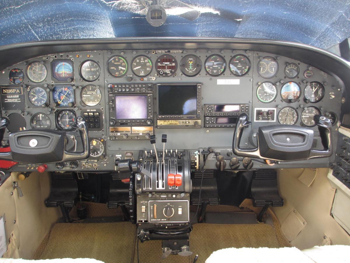 1978 Cessna 414A Ram IV Photo 4