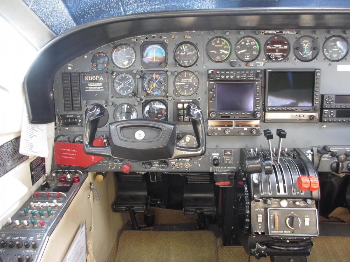 1978 Cessna 414A Ram IV Photo 5