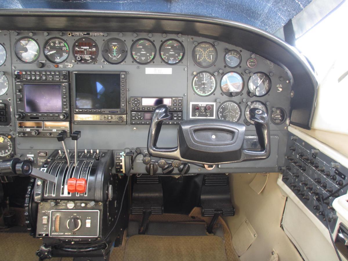 1978 Cessna 414A Ram IV Photo 6