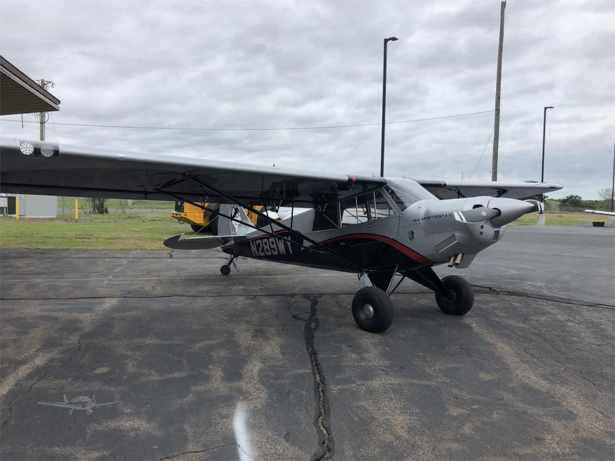 2017 AVIAT HUSKY A-1C-200 - Photo 1