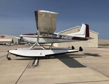 1979 Cessna A185F Amphibian for sale - AircraftDealer.com