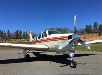1981 Beechcraft A36TC Bonanza - Photo 2
