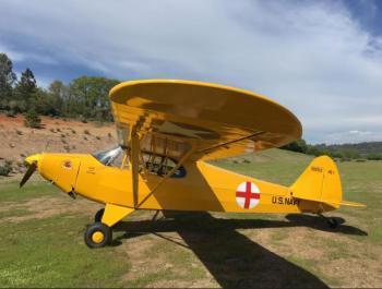 1943 Piper J5 Carrier Cub for sale - AircraftDealer.com