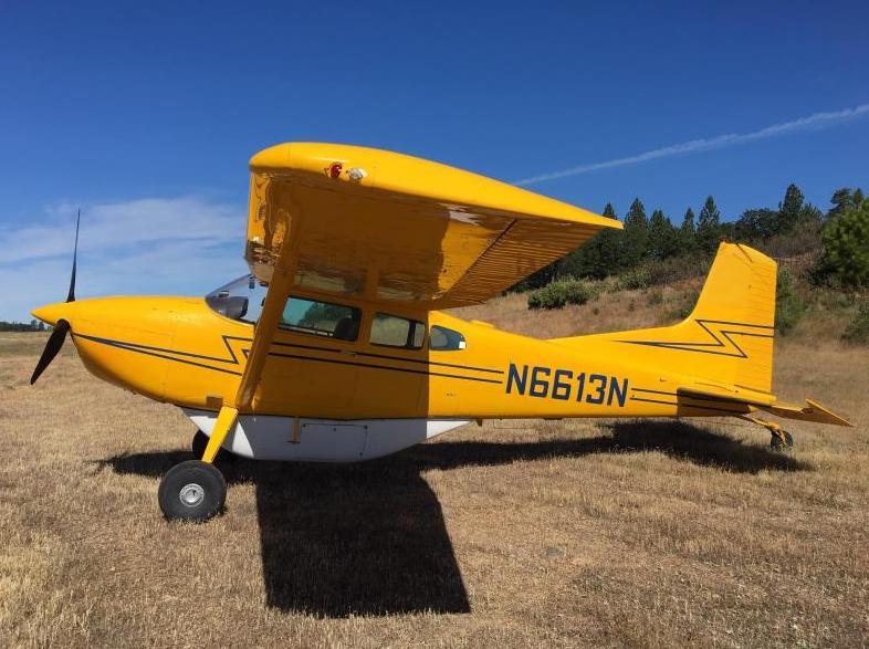 1981 Cessna A185F Skywagon II - Photo 1