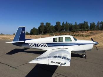 1968 Mooney M20G Statesman for sale - AircraftDealer.com