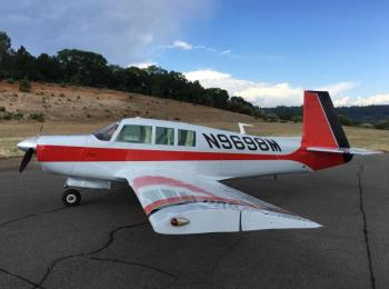 1967 Mooney M20F  for sale - AircraftDealer.com