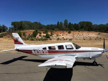1985 Piper Turbo Saratoga, PA-32R 310T for sale - AircraftDealer.com