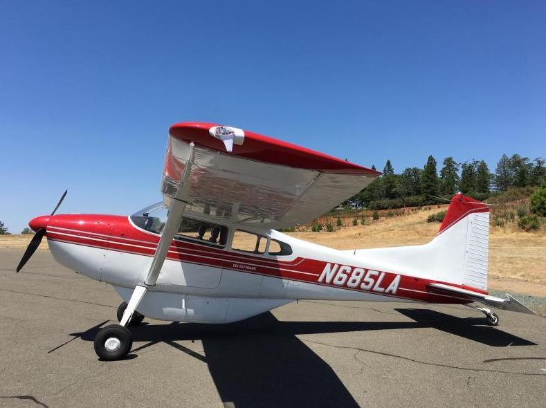 1965 Cessna 185D Skywagon - Photo 1