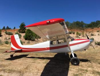 1958 Cessna 175/180/230 HP Taildragger - Photo 2