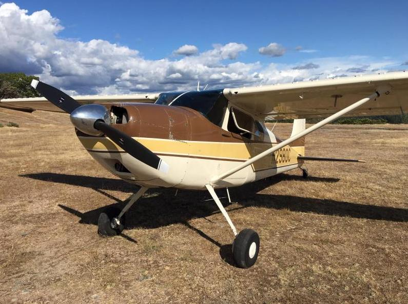 1954 Cessna 180 Skywagon Photo 3