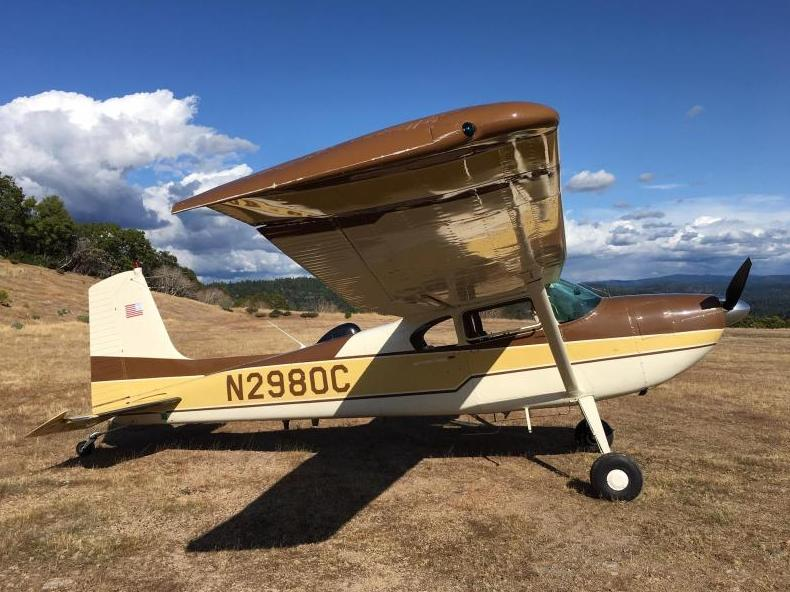 1954 Cessna 180 Skywagon Photo 4