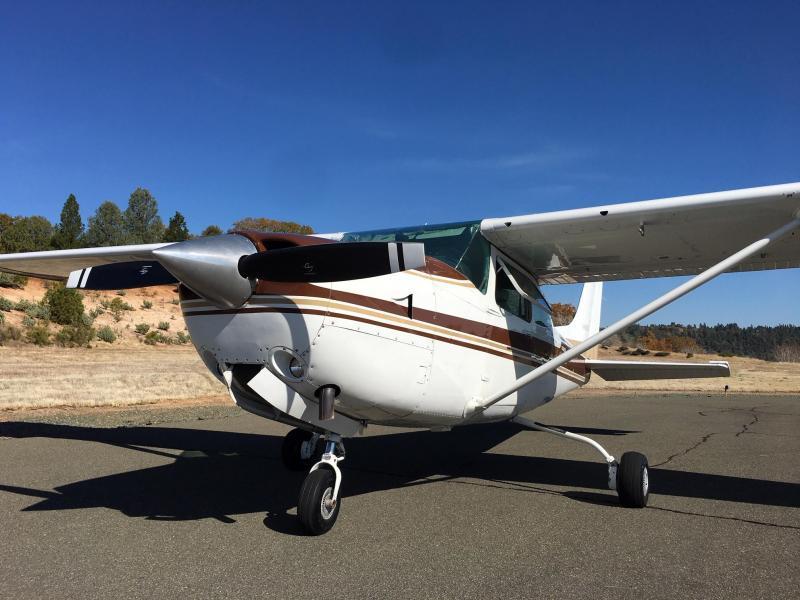 1980 Cessna 182 Turbo RG II - Photo 1