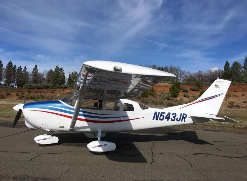 1964 Cessna 205A Super Skylane Photo 2