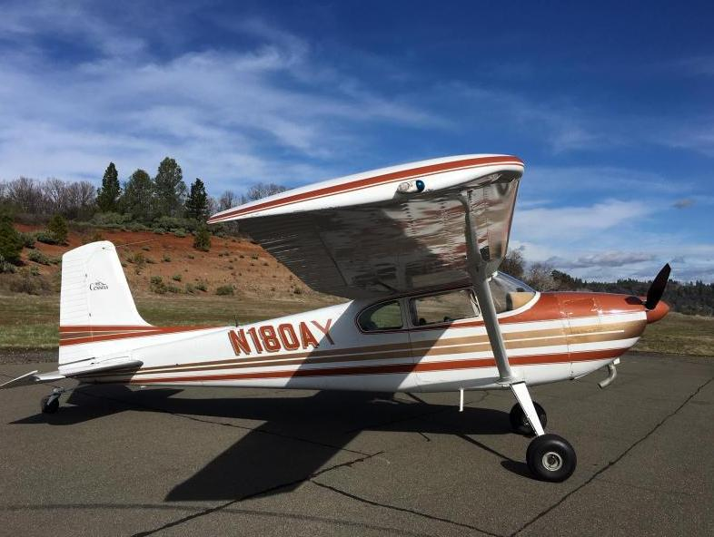 1957 Cessna 180A Skywagon Photo 3