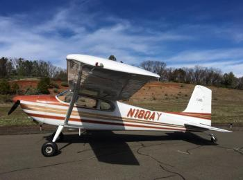 1957 Cessna 180A Skywagon for sale - AircraftDealer.com