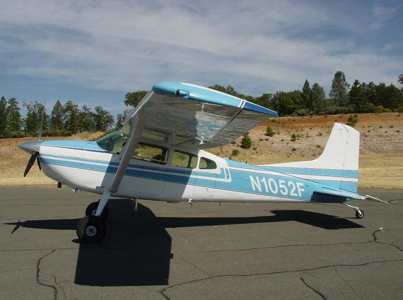 1975 Cessna A185F Skywagon - Photo 1
