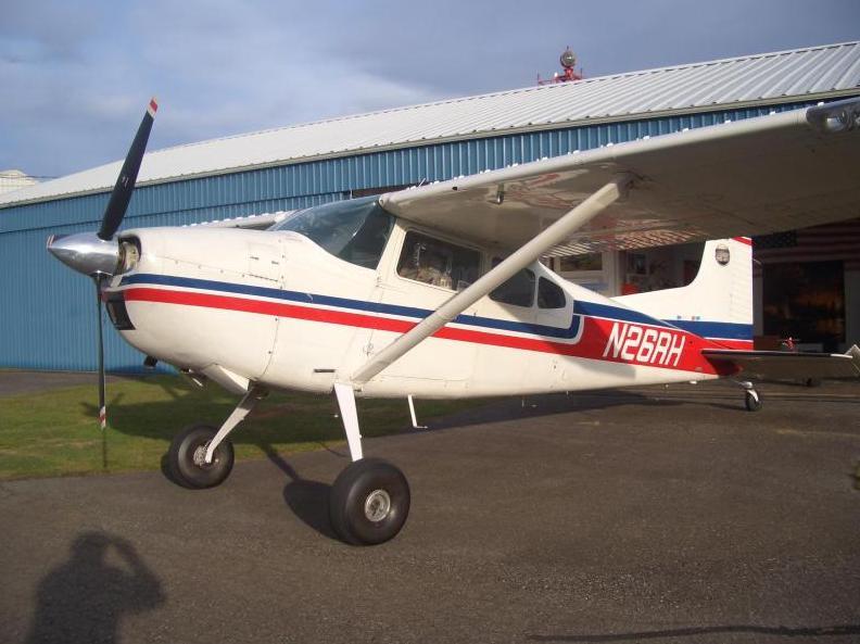 1962 Cessna 185 Skywagon - Photo 1