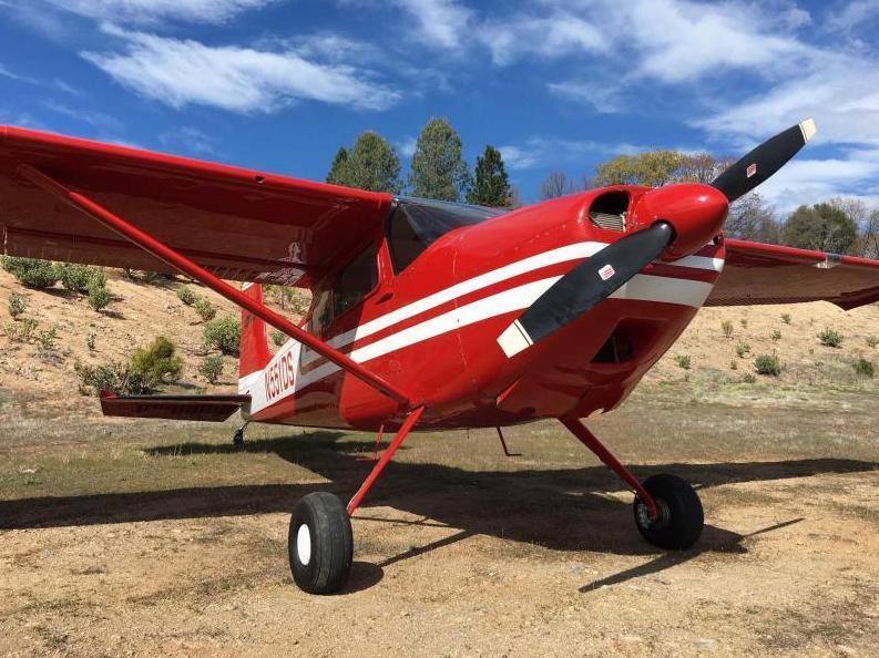 1955 Cessna 180 Skywagon Photo 4