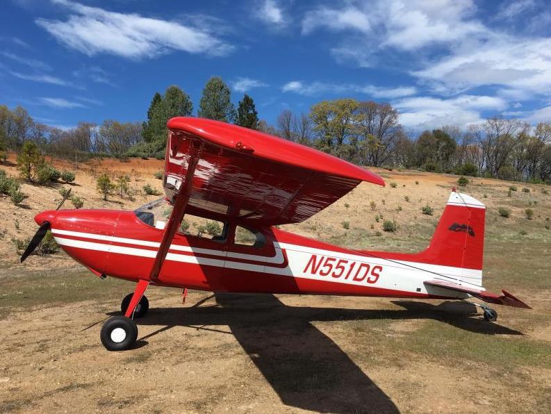 1955 Cessna 180 Skywagon Photo 2