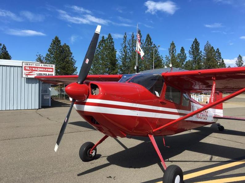 1955 Cessna 180 Skywagon Photo 3