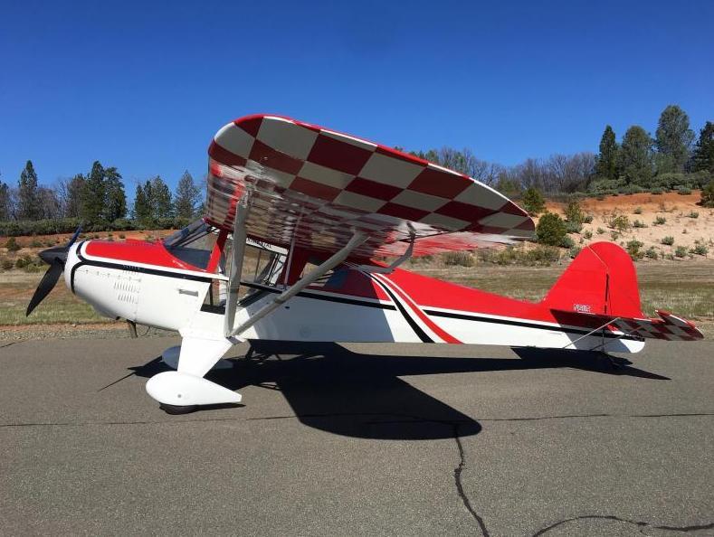 1997 Jim Moss Clipped Wing Taylorcraft Photo 2