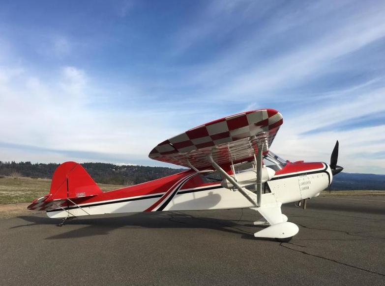 1997 Jim Moss Clipped Wing Taylorcraft Photo 3