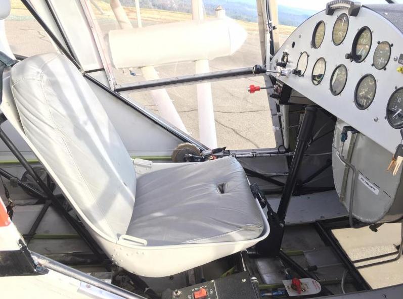 1997 Jim Moss Clipped Wing Taylorcraft Photo 4
