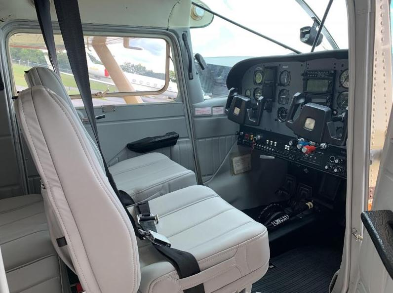 1976 Cessna 185F Skywagon Photo 4