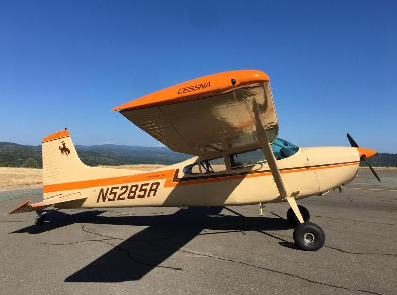 1976 Cessna 185F Skywagon Photo 3