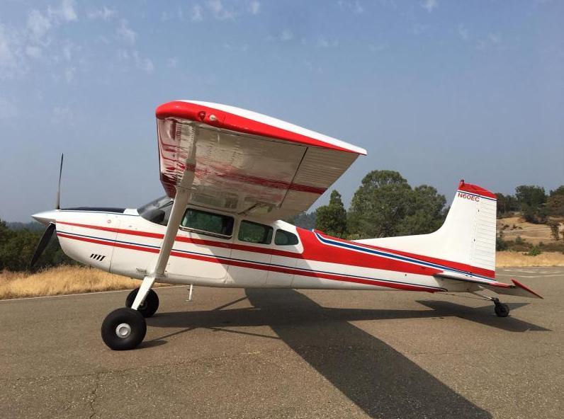 1979 Cessna 185 Skywagon  Photo 2