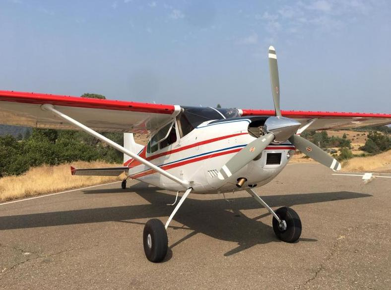 1979 Cessna 185 Skywagon  Photo 3