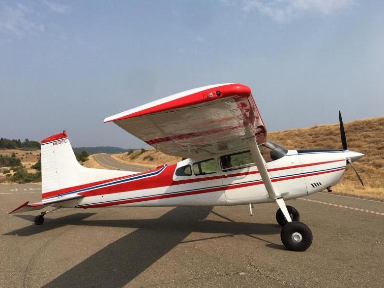 1979 Cessna 185 Skywagon  Photo 4