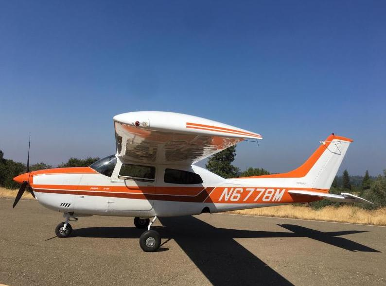 1977 Cessna 210M Centurion Photo 2