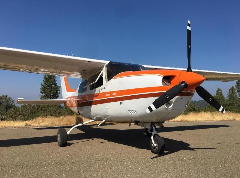 1977 Cessna 210M Centurion Photo 4