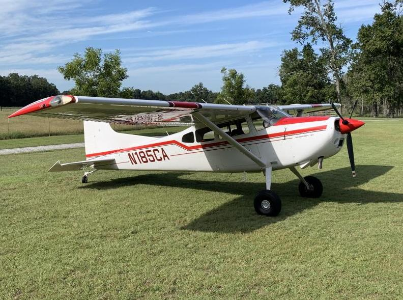 1985 Cessna 185 F Skywagon II Photo 2